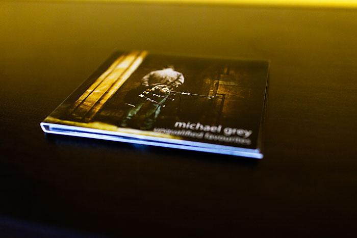 Ryan MacDonald Photography Album Artwork