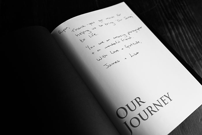Our Journey - A book by James and Lisa Laughlin (1)
