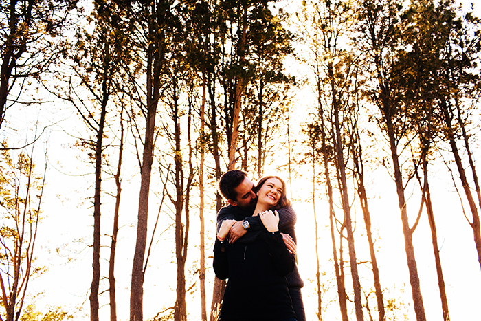 Victoria engagement photography