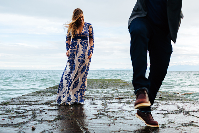 Laurel Point Inn Elopement