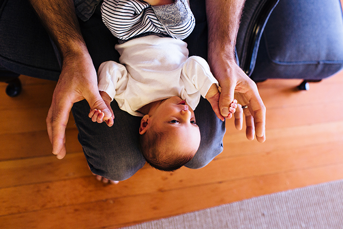 Newborn Twin Portraits Victoria BC