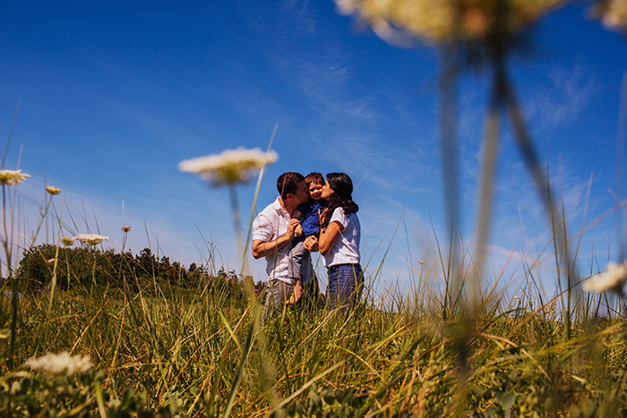 Nova Scotia Family Portrait Session