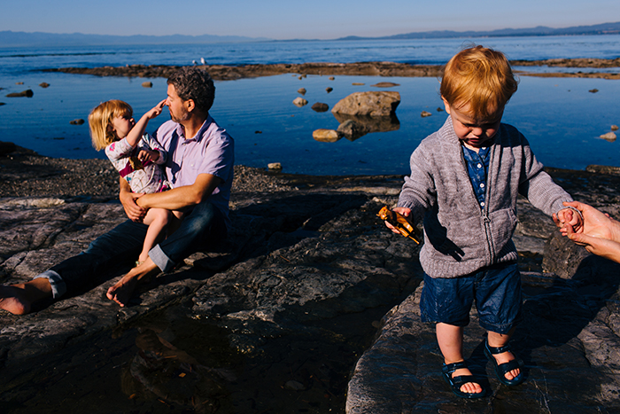 Clover Point Family Portrait Session