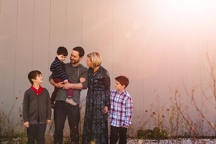 Cape Breton Family Portrait Session