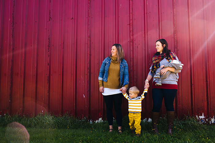 Baddeck Family Portrait Session