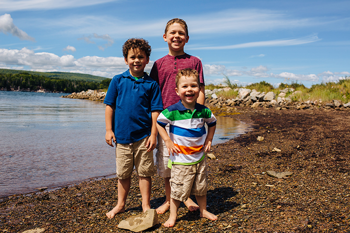 Cape Breton Family Photographer