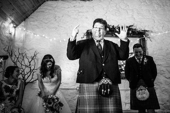 Ayrshire Scotland Wedding