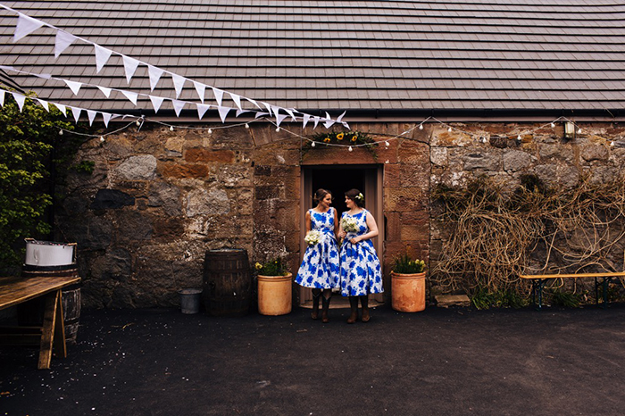Ayrshire Scotland Wedding