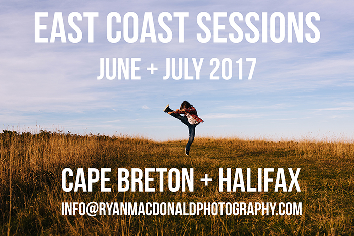 East Coast Portrait Sessions