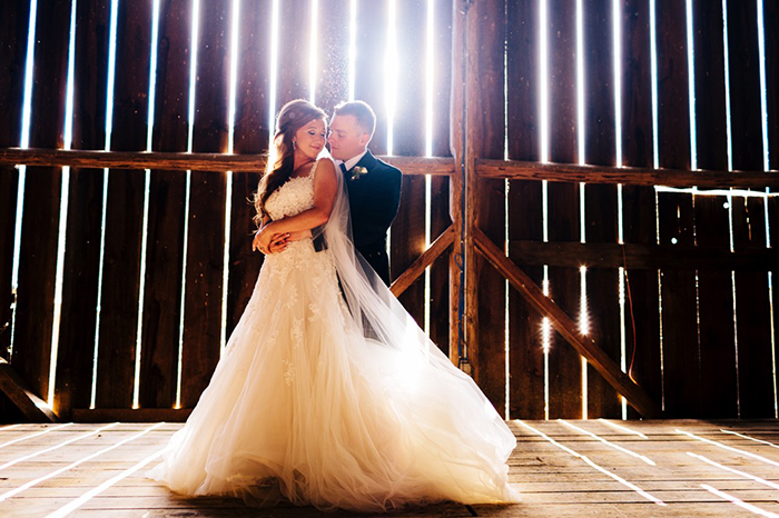 bird's eye cove farm wedding