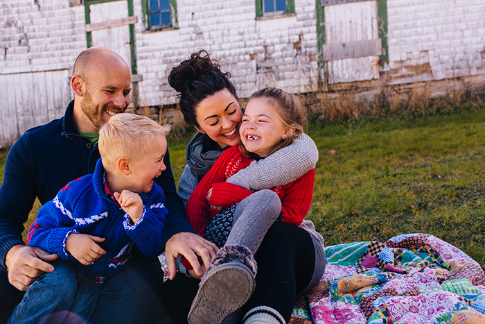 Cape Breton Family Portraits