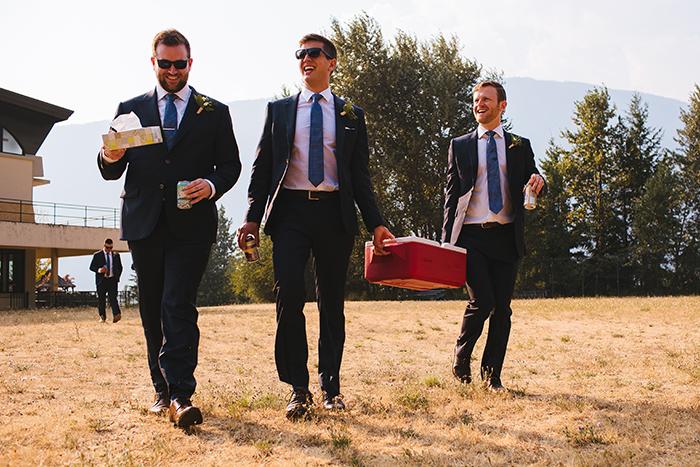 Nelson BC Wedding
