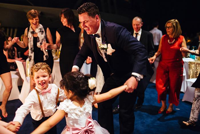 Alexander Graham Bell Museum Wedding